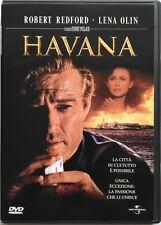 Dvd Havana Pollack de Sydney con Robert Redford 1990 Usado