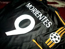 Jersey Real Madrid Fernando Morientes (L) 2000 Champions League adidas black