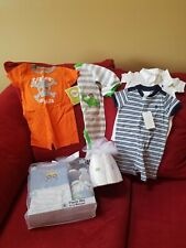 3-9 month old Boys Mixed Clothing Lot Nwt
