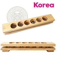 [DDock] Korean Traditional Cookie Rice Cake DASIK Making 6Hole Wooden Mold Frame
