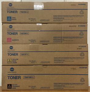 Konica Minolta TN616-L Toner Set......