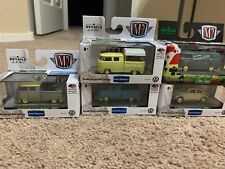 M2 Machines Volkswagen VW Raw Chase Double Cab Lot