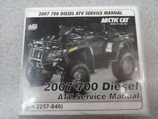 2008 Arctic Cat 700 Diesel ATV Service Manual (P/N 2258-097)