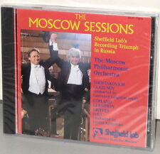 SHEFFIELD LAB CD 27: THE MOSCOW SESSIONS Volume 3 - OOP 1987 USA Factory SEALED