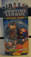 DC Mattel JLU Justice league Mission Vision Superman MOC