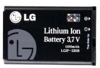 NEW OEM LG LGIP-530B Versa VX9600 Dare VX9700 SBPL0095401 BATTERY