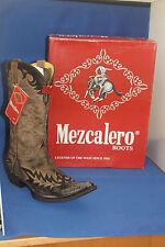 Mezcalero Boots Stiefel  westernstiefel cowboystiefel  gr. 43  neu  leder