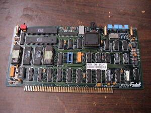 FADAL 10105D AC SERVO AXIS X Y Z  PCB BOARD CARD CNC