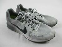 Nike Zoom Structure 21 - Gray/Black Running, Cross Training (Men's 13) - Used