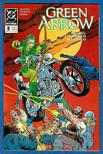 GREEN ARROW # 18  - DC 1989  (vf)