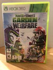 Plants vs Zombies Garden Warfare Xbox 360 Game