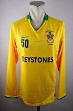 York St John Trikot Gr. L #50 Nike Keystone YSJFC FC Jersey Football Uni Shirt