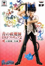 Rin Okumura DXF Figure Ver.2 Blue Exorcist official Ao no Exorcist Banpresto