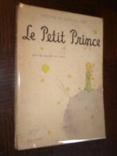 LE PETIT PRINCE - Antoine de Saint-Exupéry 1954