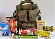"""15"""" Extreme Pak Utility Bag Emergency Survival Kit Olive Tactical Bug Out Bag"""