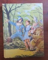 The Wizard of Oz Evelyn Copelman Junior Illustrated Library 1956