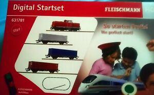 Fleischmann H0 Startset 631781