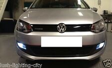 VW POLO DRL LED T20  580 LED CREE DRL POLO 6R LED DRL T20 7443 580 CANBUS SAFE