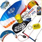HQ Hydra II 420 4.2M Water Trainer Kite Kiteboarding Foil Power M+ Free 2nd Kite