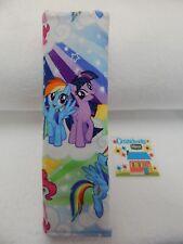 My Little Pony Rainbow Seat Belt  Cover - FITS FULL SIZE STANDARD SEAT BELT