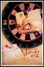 WITHNAIL & I BRUCE ROBINSON RALPH STEADMAN ART 1986 ROLLED 1-SHEET