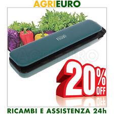 Macchina sottovuoto automatica Royal Food VS30E Extra Slim GREEN, ultra compatta