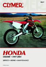 Honda CR250 97-01 by Haynes Publishing Group (Paperback, 2000)