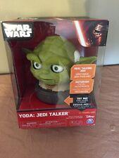 Star Wars Disney Spin Master Yoda: Jedi Talker