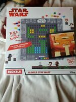 Bloxels Star Wars STEM CODING CODE TOY APP Play Build Your Own Video Game