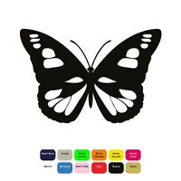Butterfly Iron On T-Shirt Clothing Heat Transfer Vinyl Sticker Decal 12 Colours