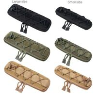 Outdoor Molle Nylon Knife Pouch Multi Tools Organizer Saber Bag Knives Holster