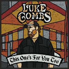 Luke Combs - This Ones For You Too (Deluxe Edn) - New CD Album - Pre Order 1/6
