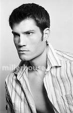 Lenox Fontaine Original B&W 35mm Film Negative Male Model Gay Interest Photo #6