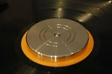 400g Stainless Steel turntable stabilizer lid vinyl accessories *1