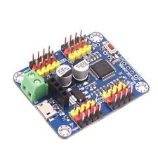 Servo Motor Controller Driver Board 16 channels USB communication UART TTL PC to