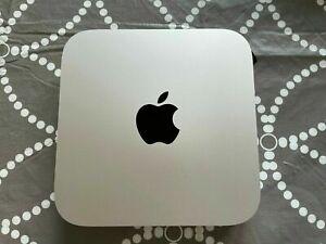 Apple M1 Mac Mini 2020 (512GB SSD, M1, 16GB) Silver, Warrant until 2022