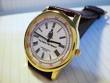 Royal Marines United Kingdom Formal Dress Wrist Watch.