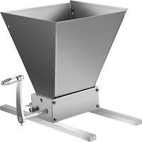 Mulino di malto a 3 rulli in acciaio inossidabile per frantoio per cereali