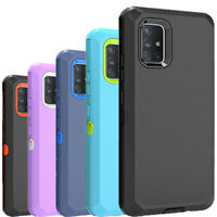 For Samsung Galaxy A51/A71/SM-A715F Case Shockproof Defender Cover Fits Otterbox