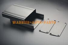 Black Split body Aluminum Box Enclosure Project electronic Case DIY 110*88*38mm