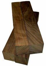 """Black Walnut Lumber Board - 2"""" x 2"""" x 16"""" (4 Pcs)"""