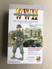"DRAGON WWII NORTHERN FRANCE 1944 9TH INFANTRY DIVISION - BAR GUNNER ""SEAN"" 1:6"
