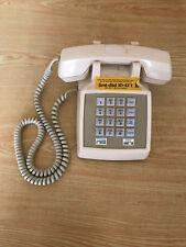 Vintage Att Push Button Desk Phone Cs2500Dmgh
