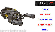 DAM QUICK OPTIMUS BC BAITCASTER REEL HIGH SPEED BAIT CAST MULTIPLIER PIKE BASS