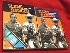 The Lone Ranger: Kemo Sabe (DVD, 8 Episodes) + Slip Cover