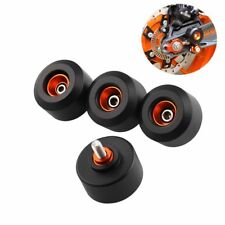 4pcs Front Rear Fork Wheel Frame Slider Ball Crash Protector for KTM DUKE200/390
