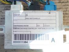 BMW X5 E53 PARKING DISTANCE CONTROLLER WAGON 11/00-12/06 00 01 02 03 04 05 06