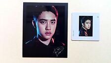 EXO EXOPLANET #3 THE EXO'rDIUM CONCERT Polaroid & Mount PhotoCard  - D.O. DO