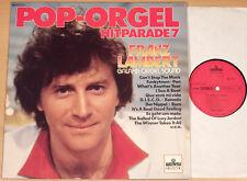 FRANZ LAMBERT - Pop-Orgel Hitparade 7  (WERSI-EMI, D 1980 / LP vg++/m-)