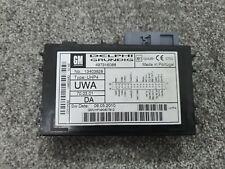 Vauxhall Corsa D Bluetooth Control Module ECU 1340382